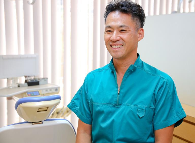 アーク歯科・矯正歯科院長:吉田哲也